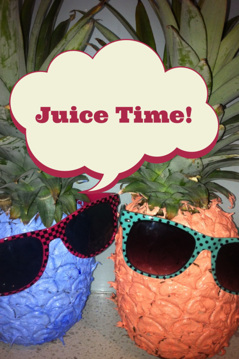 Juice Time!